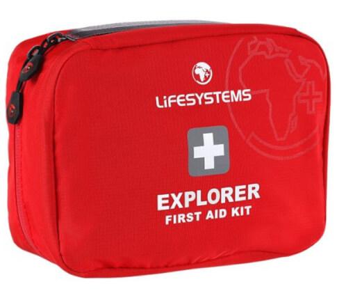Apteczka w góry Explorer First Aid Kit Lifesystems 36 części