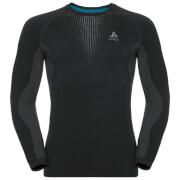 Ciepła koszulka Suw Top Performance Warm Odlo czarna