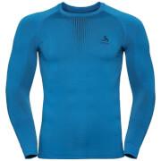 Ciepła koszulka Suw Top Performance Warm Odlo niebieska