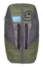 Plecak na linę BRSO E9 zielono szary