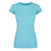 Damska koszulka Litio W T - shirt SS Bluefish Zajo błękitna