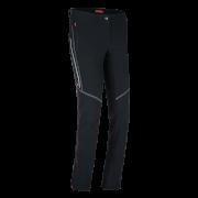 Damskie spodnie wiatroszczelne Reisa W Pants Black Zajo czarne