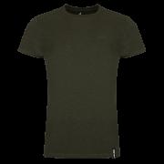 Męska koszulka Sven T - shirt SS Climbing Ivy Zajo ciemnozielona
