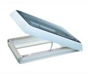 Okno dachowe Midi Heki Style 70x40cm z wymuszoną cyrkulację Dometic