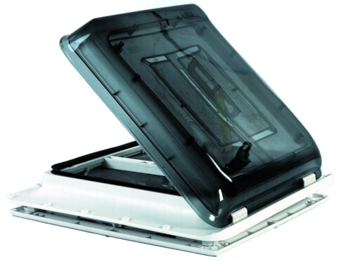 Okno dachowe Turbo Vent Premium 160 Crystal Fiamma