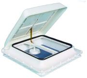 Okno dachowe z oświetleniem LED Turbo Vent Premium Fiamma