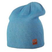 Modna czapka miejska Gosta Viking szaro błękitna