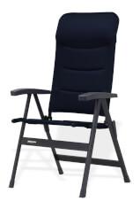 Składane krzesło turystyczne Majestic Westfield czarne