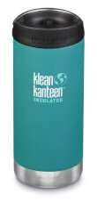 Butelka izolacyjna TKWide Vacuum Insulated (Café Cap) 355ml Emerald Bay matt Klean Kanteen