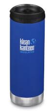Butelka izolacyjna TKWide Vacuum Insulated (Café Cap) 473ml Deep Surf (matt) Klean Kanteen