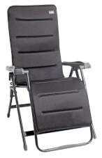 Składane kempingowe krzesło relaksacyjne Kerry Swan Hover czare Brunner