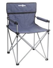 Kempingowe krzesło składane Dir-Action Brunner niebieskie