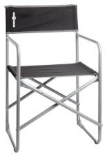 Kempingowe krzesło składane Django Brunner czarne