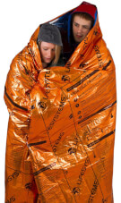 Koc termiczny NRC Heatshield Blanket Double Lifesystems