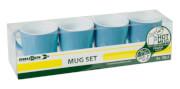 Zestaw turystycznych kubków Mug Set ABS Sandhya Blue niebieskie Brunner