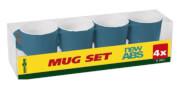 Zestaw turystycznych kubków Mug Set ABS Cascade błękitne Brunner