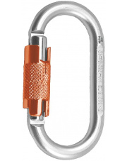 Karabinek stalowy K2 Lock Twist Rock Empire