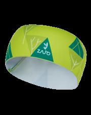 Opaska na głowę Headband Acid Lime Treez Zajo limonkowa
