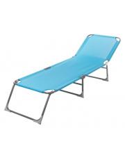 Rozkładane łóżko plażowe Bahia niebieskie Brunner