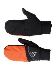 Rękawice Gloves Intensity Cover Safety Light C/O Odlo pomarańczowe