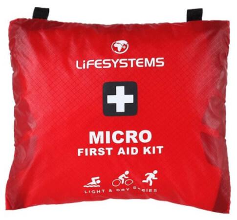 Apteczka turystyczna Light&Dry Micro First Aid Kit Lifesystems 34PC