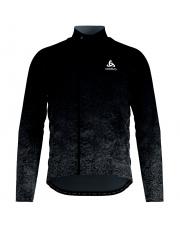 Bluza rowerowa Midlayer full zip Zeroweight Ceramiwarm Odlo bluza