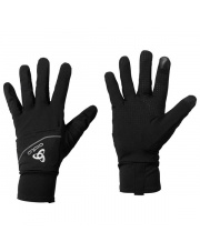 Rękawice Gloves Intensity Cover Safety Light C/O Odlo czarne