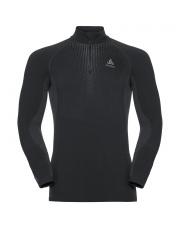 Koszulka bezszwowa Top Performance Warm Odlo czarna