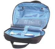 Podróżna torba na kosmetyki Outwell Atlas Jet Black