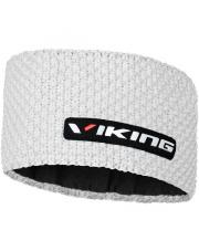 Opaska z membraną Windstopper Berg Viking biała