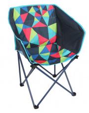 Składane krzesło turystyczne Club Electro marki Portal Outdoor