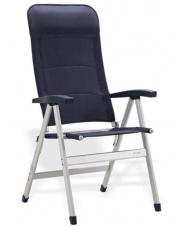 Krzesło składane Discoverer z serii Be-Smart granatowe Westfield