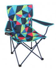 Składane krzesło turystyczne Dub Electro Portal Outdoor
