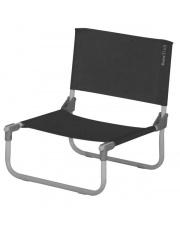 Składane krzesło turystyczne Minor czarne firmy Euro Trail