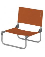 Składane krzesło turystyczne Minor pomarańczowe firmy Euro Trail
