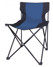 Składane krzesło turystyczne Tillac EuroTrail niebieskie