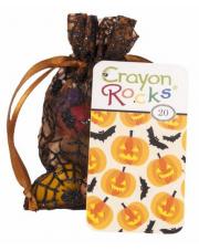 Naturalne kredki Crayon Rocks HALLOWEEN bag 20 kredek