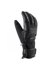 Klasyczne męskie rękawice narciarskie Moritz Viking czarne