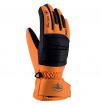 Młodzieżowe rękawice narciarskie Felix Viking pomarańczowe