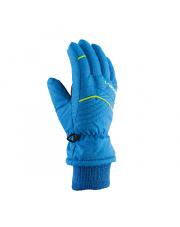 Młodzieżowe rękawiczki zimowe Rimi Viking niebieskie