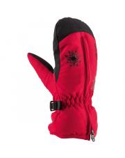 Dziecięce rękawiczki zimowe z zamkiem Starlet Viking czerwone