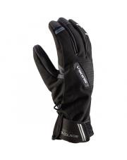 Uniwersalne rękawice z membraną Ontario Viking czarne z szarym