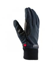 Rękawice sportowe Gore-Tex Multifunction Windcross Viking czarne
