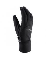 Rękawiczki sportowe do smartfona Horten Viking czarne