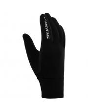 Rękawiczki sportowe do smartfona Foster Viking czarne