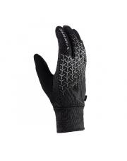 Rękawiczki sportowe dotykowe Orton Viking czarne