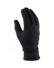 Rękawiczki sportowe polarowe Nepal Viking czarne