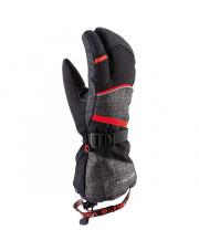 Rękawice trzypalcowe Soren Lobster Viking szaro czerwone