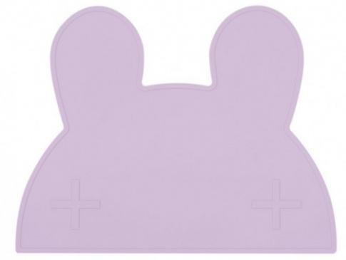 Silikonowa podkładka Króliczek We Might Be Tiny Lilac