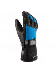 Męskie rękawice na narty Stubai Primaloft Aerogel Viking niebieskie
